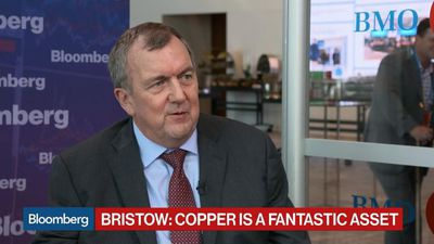 Barrick Gold CEO Says Copper Is a 'Fantastic' Strategic Asset
