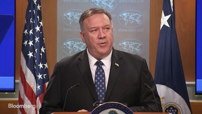 Pompeo Says Iran May Have Suppressed Details About Coronavirus Outbreak