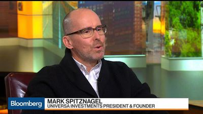 Market Is Probably Going to Overreact to Coronavirus, Spitznagel Says