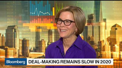 Barclays' O'Connor Sees Attractive Conditions for M&A in 2020