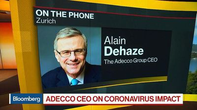 Adecco CEO: Always Looking for Potential Acquisitions