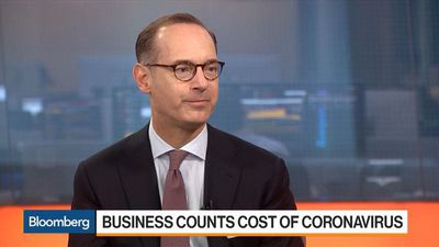 Allianz CEO Says Market Panic Over Coronavirus Isn't Warranted