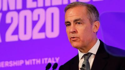 Carney Says 2020 Must Be Year of Climate Action