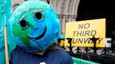 Climate Activists Win Appeal Over Heathrow Expansion