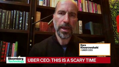 Uber CEO Calls This a 'Scarier Time' Then 9/11