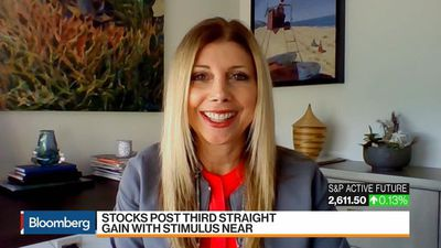 Stock Market Looking Forward To U.S. Stimulus Package, Says WealthWise Financial's Gilbert