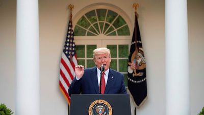 Trump Says Extending Coronavirus Guidelines to April 30