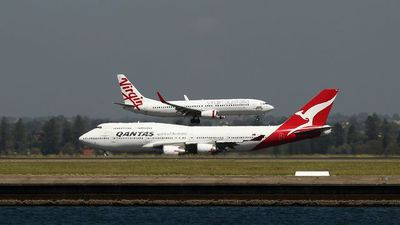 Qantas-Virgin Feud Puts Spotlight on Ethics of Airline Bailouts