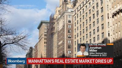 Manhattan Home Sellers Hold Back Listings During Coronavirus