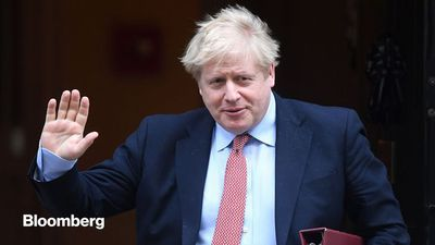 U.K. Prime Minister Johnson Being Treated in Intensive Care for Virus