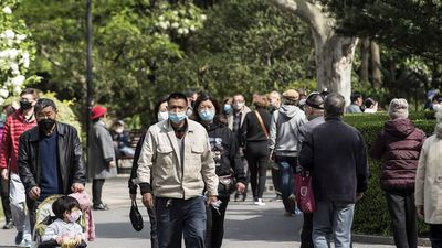 China Reports No New Deaths From Coronavirus