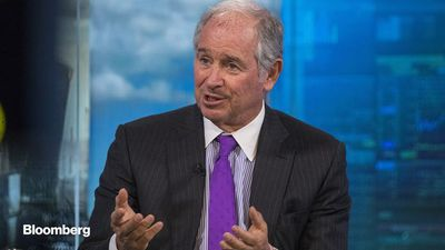 Schwarzman on $15M Donation to New York, Economic Fallout From Virus