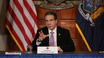 Cuomo Says New York State Suffered Highest Single-Day Death Toll From Virus