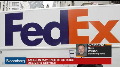 Amazon Stops Shipping Service That Competes With FedEx
