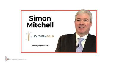 ASX: SAU Market Update July 2019 - Simon Mitchell