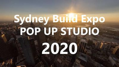 Pop Up Studio: Sydney Build Expo