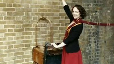 """World's Best Experiences for """"Harry Potter"""" Fans"""