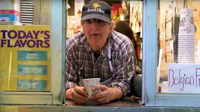 Ray's Candy Store is the most legendary shop in NYC for late-night munchies. At 86, its owner works