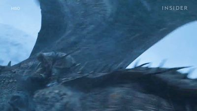 Meet the man who designed the Game of Thrones dragons