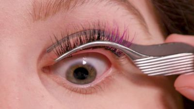 I tried a $145 DIY lash-extensions kit