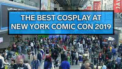 The 36 best cosplayers at New York Comic Con 2019