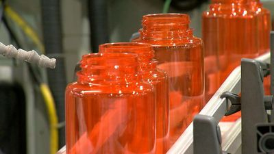 How Nalgene makes its water bottles