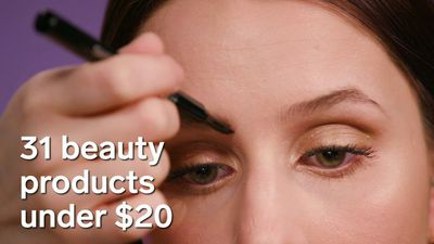 31 beauty products under $20