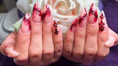 4 spooky nail designs perfect for Halloween