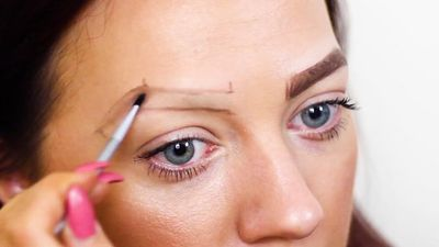 Three makeup artists joined forces to create brow tutorials for people with hair loss
