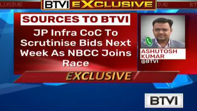 NBCC in the fray for JP Infra