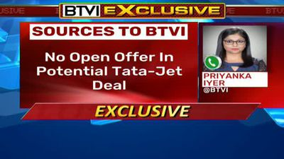 No open offer in potential Tata-Jet deal