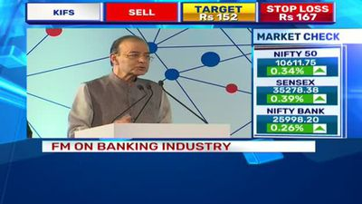 FM on banking industry