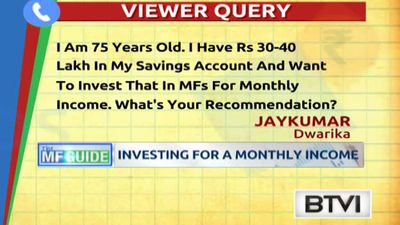 Guide To Monthly Income From Mutual Funds