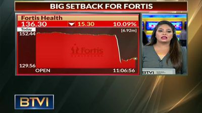 SC Puts Fortis Health Sale On Hold