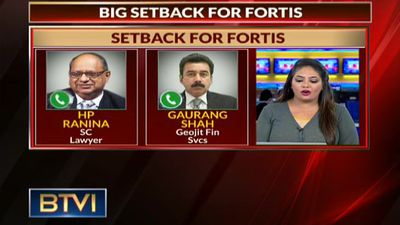 SC Orders Status Quo On Sale Of Fortis To IHH