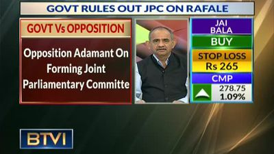 Govt rules out JPC on Rafale
