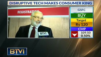 Disruptive tech makes consumer king