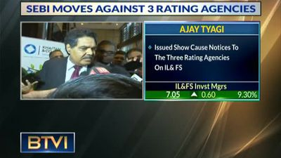 SEBI Moves Against 3 Rating Agencies