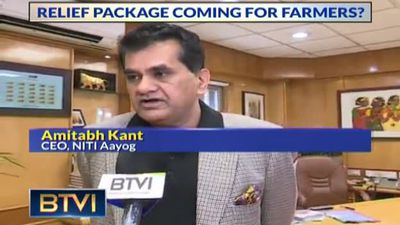 Relief Package Coming For Farmers?