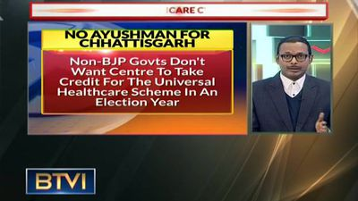 Chhattisgarh to be fifth state to pull out of Modicare
