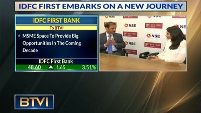 IDFC First Embarks On A New Journey