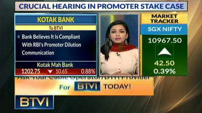 Bombay HC to hear Kotak case today
