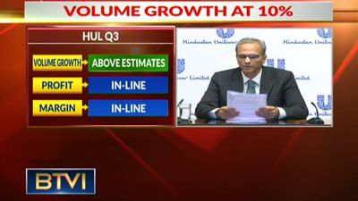 Hindustan Unilever Ltd's Big Beat On Volume Growth