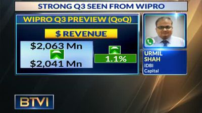 Strong Q3 expected from Wipro