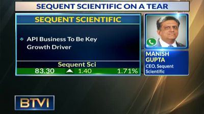 Sequent scientific on a tear