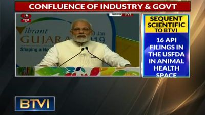 Confluence of industry and govt