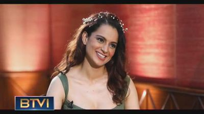 Kangana The 'Queen' On Director's Throne