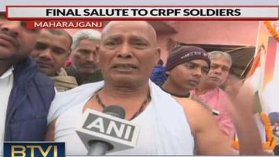 Anger across the nation as India mourns its martyrs