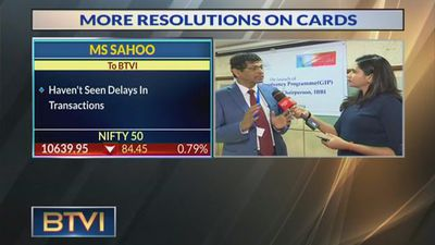 IBC delays coming down: MS Sahoo, Chairman, IBBI