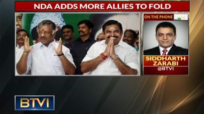 BJP-AIADMK to announce tie-up today?